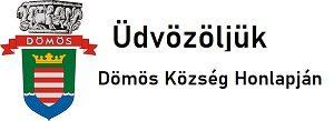Logo for Dömös Község Honlapja